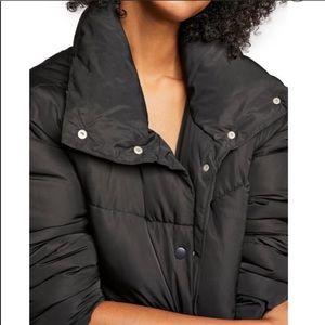 Free People Weekender Cropped Puffer Jacket
